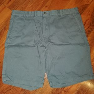 Black Brown Shorts